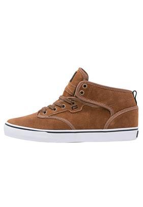 Globe MOTLEY Sneakers hoog toffee/white
