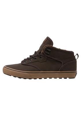 Globe MOTLEY Sneakers hoog brown