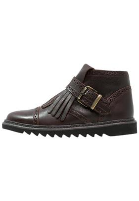Hip Korte laarzen dark brown