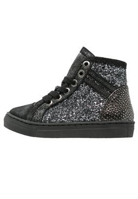Hip Sneakers hoog black