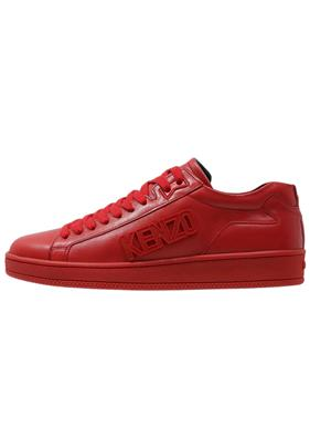 Kenzo TENNIX Sneakers laag red