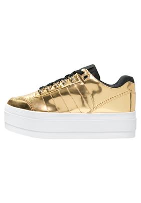KSWISS GSTAAD PLATFORM Sneakers laag gold/black/white