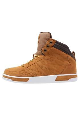 K1X H1TOP Sneakers hoog barley/brown