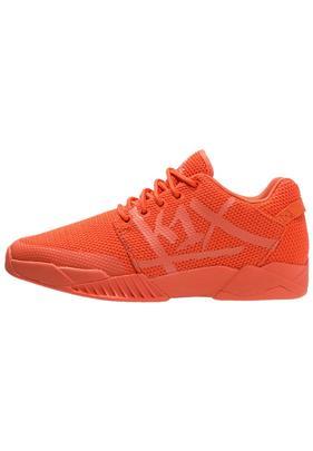 K1X ALL NET Sneakers laag bloodorange red