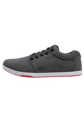 K1X LP Sneakers laag black/red