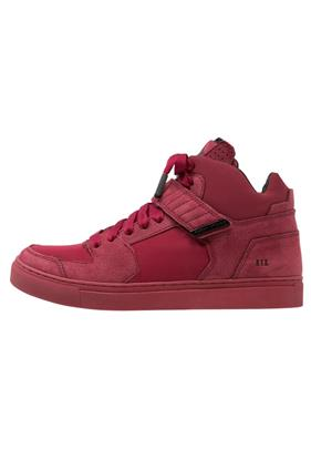 K1X ENCORE Sneakers hoog burgundy