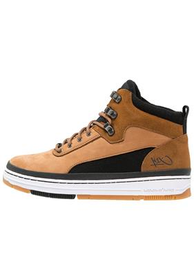 K1X GK 3000 Sneakers hoog brown