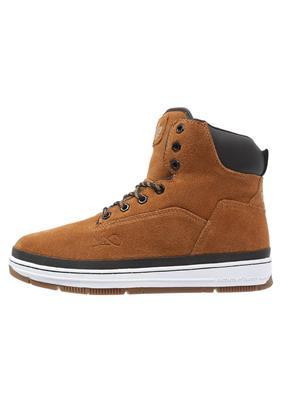 K1X STATE SPORT Sneakers hoog dark honey/black