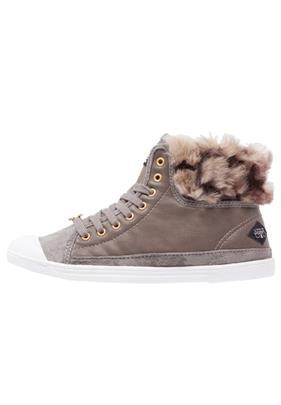 Le Temps Des Cerises BASIC 03 Sneakers hoog grey