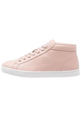 Lacoste STRAIGHTSET Sneakers hoog light pink