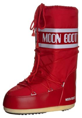 Moon Boot Laarzen rot