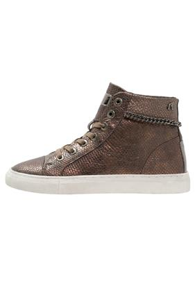 Replay DUNDE Sneakers hoog bronze