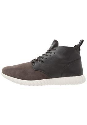 Replay STAMFORD Sneakers hoog dark grey/black