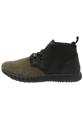 Replay STAMFORD Sneakers hoog military/black