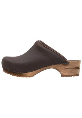 Sanita CHRISSY Clogs antique brown