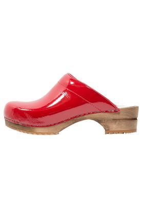 Sanita CLASSIC Clogs red