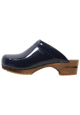 Sanita CLASSIC Clogs dark blue