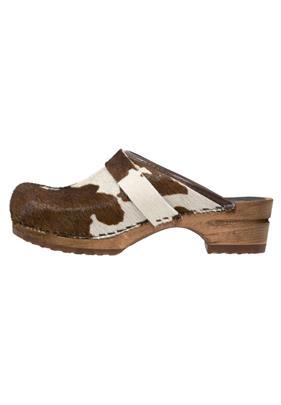 Sanita CAROLINE Clogs brown