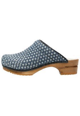Sanita DEBRA Clogs blue