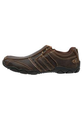 Skechers DIAMETER Instappers dark brown