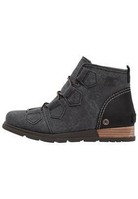 Sorel MAJOR Korte laarzen black/wet sand