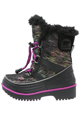 Sorel TIVOLI II Snowboots black/bright plum