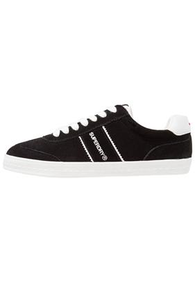 Superdry COURT CLASSIC TRAINER Sneakers laag black