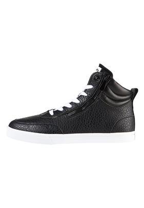 Superdry Sneakers hoog noir