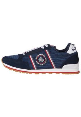 Superdry FUJI Sneakers laag navy