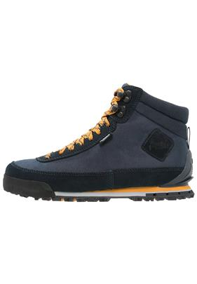 The North Face BACKTOBERKELEY II Snowboots urban navy/citron yellow