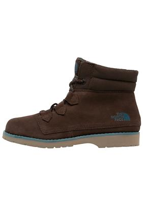 The North Face BALLARD Snowboots demitasse brown/tapestry blue