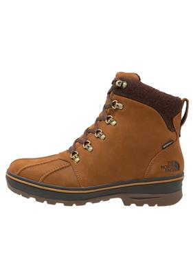The North Face BALLARD Snowboots dachshund brown/dijon brown