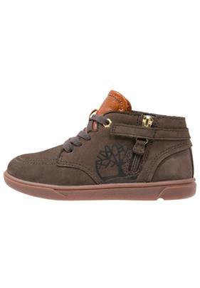Timberland GROVETON CHUKKA WITH BIG Sneakers hoog red briar