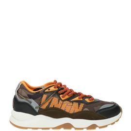 Vingino R-SP-CT Sneaker  Zwart/Multi