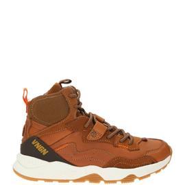 Vingino Gio Mid Sneaker  Bruin/Cognac