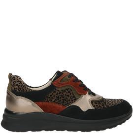 Waldläufer Rosa Sneaker  Zwart/Multi
