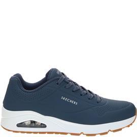 Skechers Uno Stand On Air Sneaker  Blauw