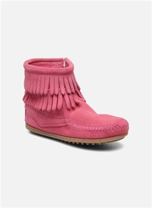 Boots en enkellaarsjes Double Fringe bootie G by Minnetonka