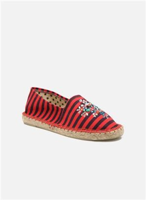 Espadrilles Poshpadrille rayure by Colors of California