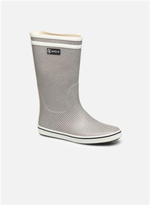 Boots en enkellaarsjes Malouine Print by Aigle
