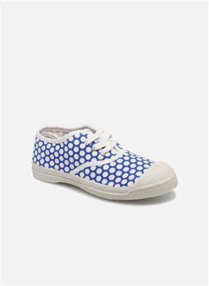 Sneakers Tennis Lacets Colorspots E by Bensimon