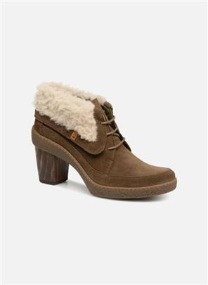 Boots en enkellaarsjes Lichen N5172 by El Naturalista