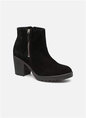 Boots en enkellaarsjes PSDEVRA SUEDE BOOT by Pieces