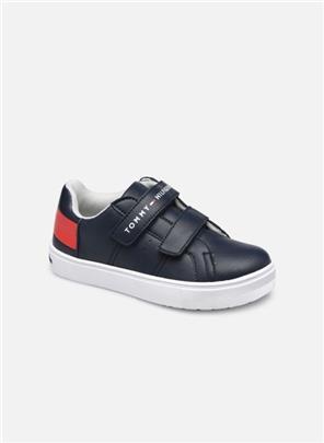 Sneakers Low Cut Velcro Sneaker by Tommy Hilfiger