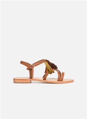 Sandalen UrbAfrican Plagettes #2 by Made by SARENZA