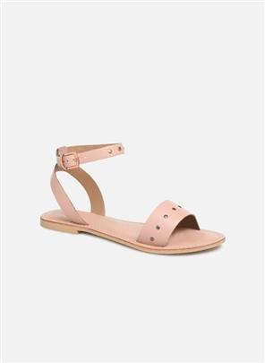 Sandalen Vmlouisa Leather Sandal by Vero Moda