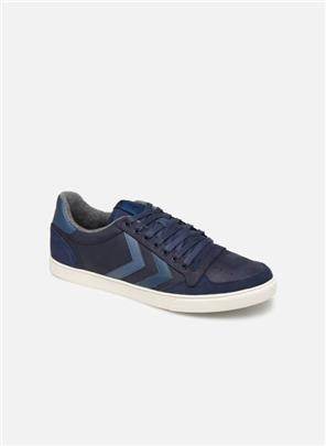 Sneakers Slimmer Stadil Duo Oiled Low by Hummel