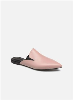 Wedges CINTIA LEATHER MULE by Pieces