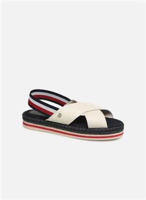 Sandalen Colorful Rope Flat S by Tommy Hilfiger
