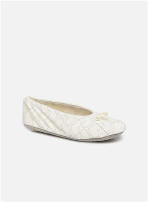 Pantoffels Chaussons ballerines coeur Femme by Sarenza Wear
